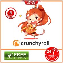 Drama Crunchyroll Given Official-Source-Of-Anime Premuim And 36-Month Full-Access-The