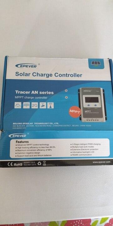 -- Baterias Epever Regulador