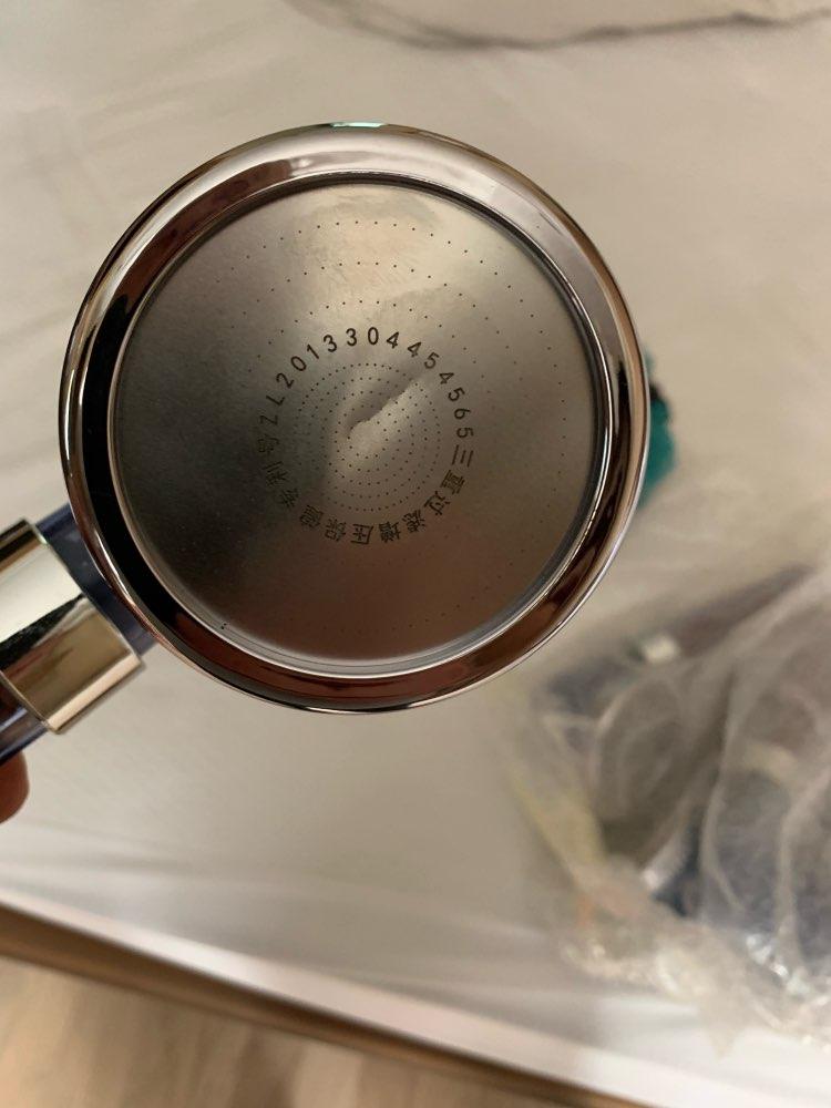Ionic Shower Head Handheld High Pressure