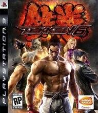 Tekken 6 ps3 jogos produto original playstation vídeo game console o mais divertido popular