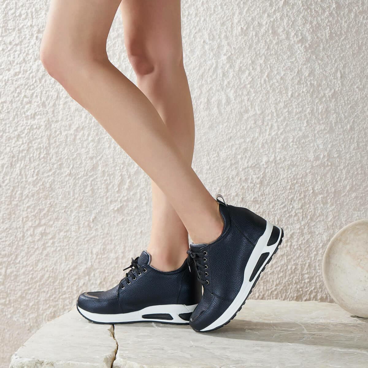 FLO HAMO85Z SKIN Black Women Shoes BUTIGO