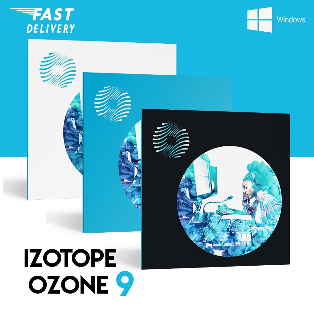 IZOTOPE плагин VST OZONE 9 ADVANCED (версия 2020 года) [WIN 64BIT & MAC]