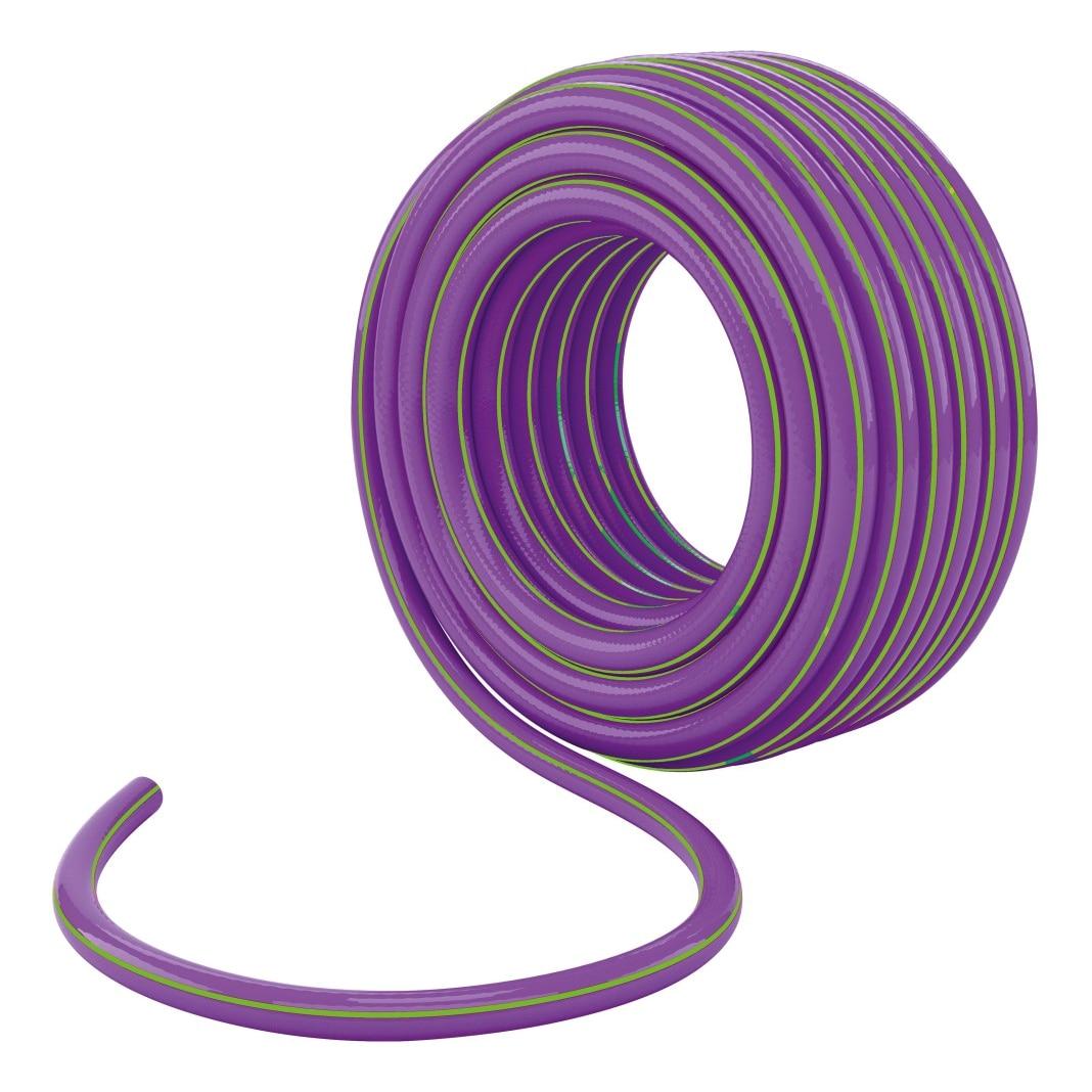 Reinforced hose PALISAD 67631 (50 m length, diameter 1/2 inch, PVC) garden hose green apple gwgh1 032 diameter 12mm 1 2 inches length 20 m reinforced 3 ply