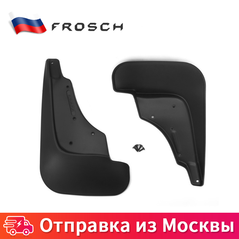 2 PCs Mud Flaps Splash Guards front protective guard splashproof splash mudguard guards For RENAULT Duster 2012 2013 2014 2015-> (standard) 2 pcs mud flaps splash guards front protective guard from splash guard splashproof for jeep grand cherokee 2011 2012 2013 standard