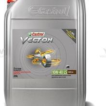 Castrol Vecton LS 10W-40 масло моторное для коммерческой техники синтетическое 10W40 7 л