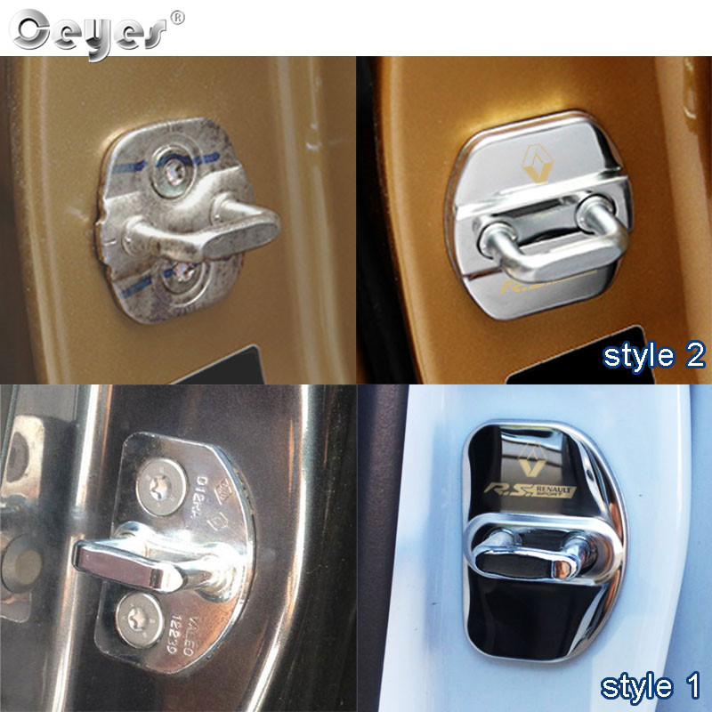 door lock cover for Renault 3D (26)