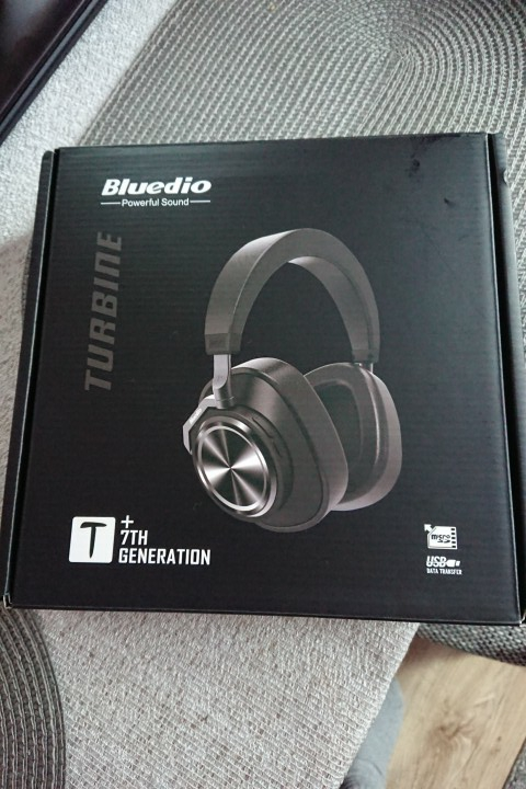 Bluedio T7 Plus Bluetooth Headphones User defined Active Noise Cancelling Wireless Headset for phones support SD card slot|Phone Earphones & Headphones| |  - AliExpress