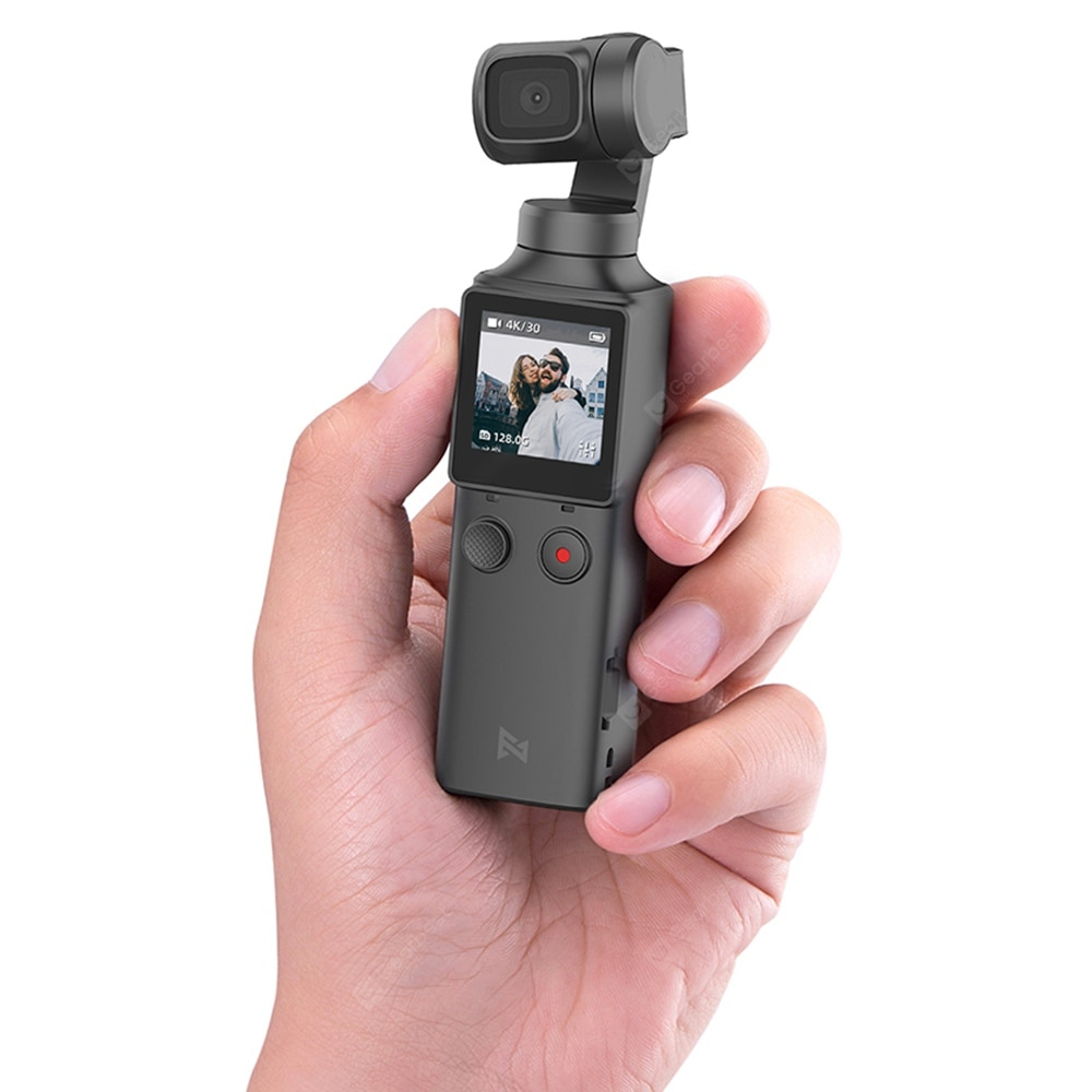 <font><b>Gimbal</b></font> PRE-ORDER FIMI PALM 3-Axis <font><b>4K</b></font> HD Handheld <font><b>Gimbal</b></font> <font><b>Camera</b></font> Stabilizer 128° Wide Angle Smart Track Built-in Wi-Fi control image