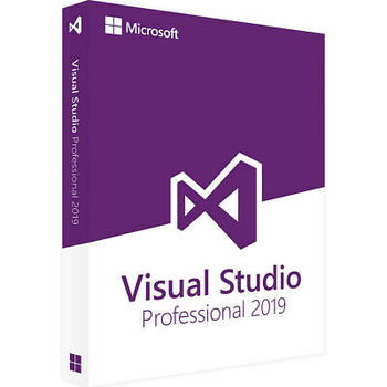 Visual Studio Professional 2019 / 1Hour Shipping / Retail Key   Authorized Reseller / Multilingual / Global Activation