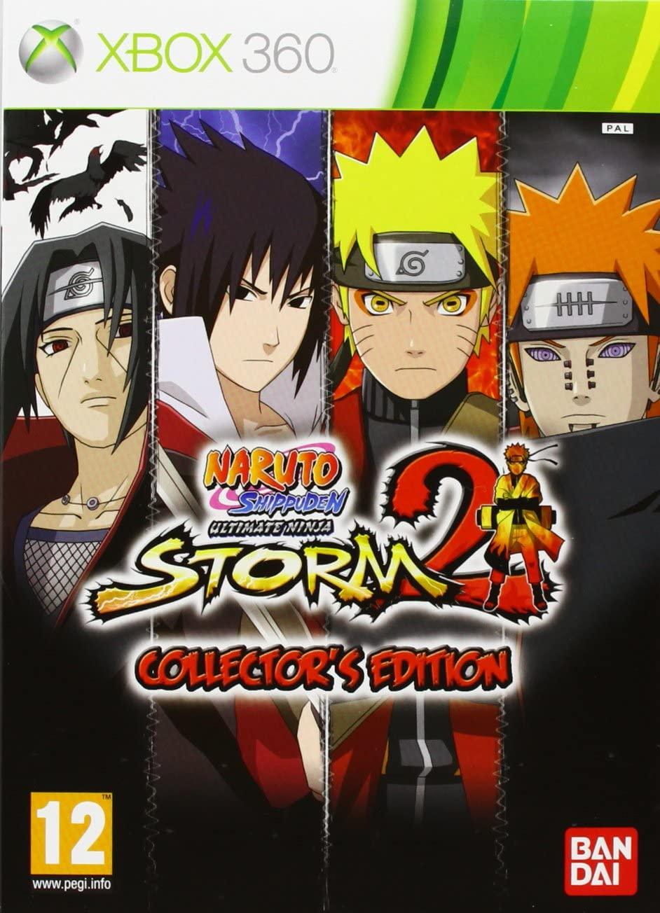 XBOX360 Naruto Shippuden Ultimate Ninja Storm 2 Collector|Game Deals