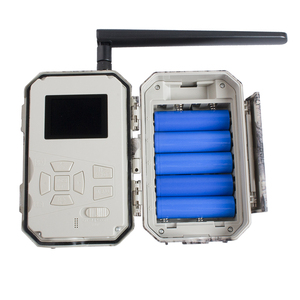 Image 3 - 4G غس تريل كاميرات للرؤية الليلية ممس سمز الأسود IR 36MP 100ft صور الفخاخ الحرارية صور بوليجارد الصيد كاميرات سحابة الخدمة