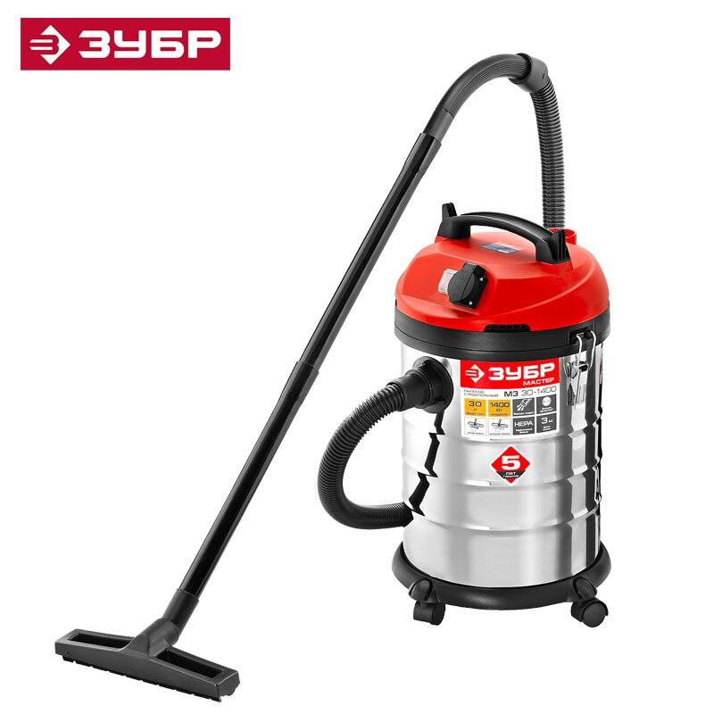 Vacuum cleaner ZUBR (PU-30-1400-M3) Handheld vacuum, dry and wet cleaning