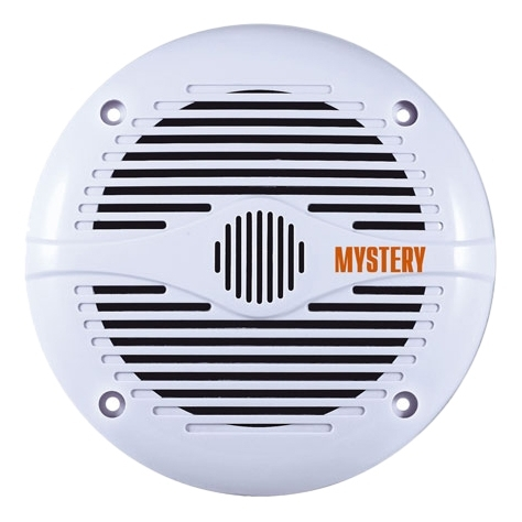 Acoustic system MYSTERY MM 6 (Coaxial SPEAKERS, 2, 200 W, 91дБ, 55-20000Hz, 4, size 16 cm)
