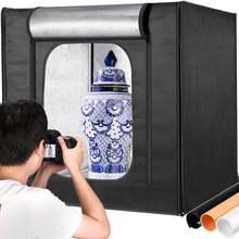 Neewer профессиональный фото светильник box kit 32x32 дюймов