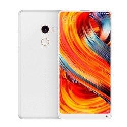 Xiaomi Mi Mix 2 Special Edition - IPS 5,99 дюйм - 8 Гб оперативной памяти + 128 Гб ROM Android nougat-12/5 Мп-3400mAh аккумулятор (зарядное устройство с функцией быстрой зарядки 3,0)