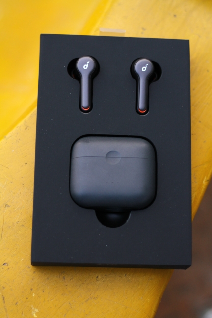 Anker Soundcore Liberty Air 2 TWS Wireless Earbuds, Diamond Coated Drivers, Bluetooth Earphones with 4 Mics, 28H Playtime|Bluetooth Earphones & Headphones| |  - AliExpress