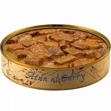 Curry tuna Ventresca can in olive oil 280 grams | Fish preserves El Ronqueo | gourmet preserves