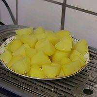 #福气年夜菜#土豆泥鲜虾灯笼高高挂的做法图解6