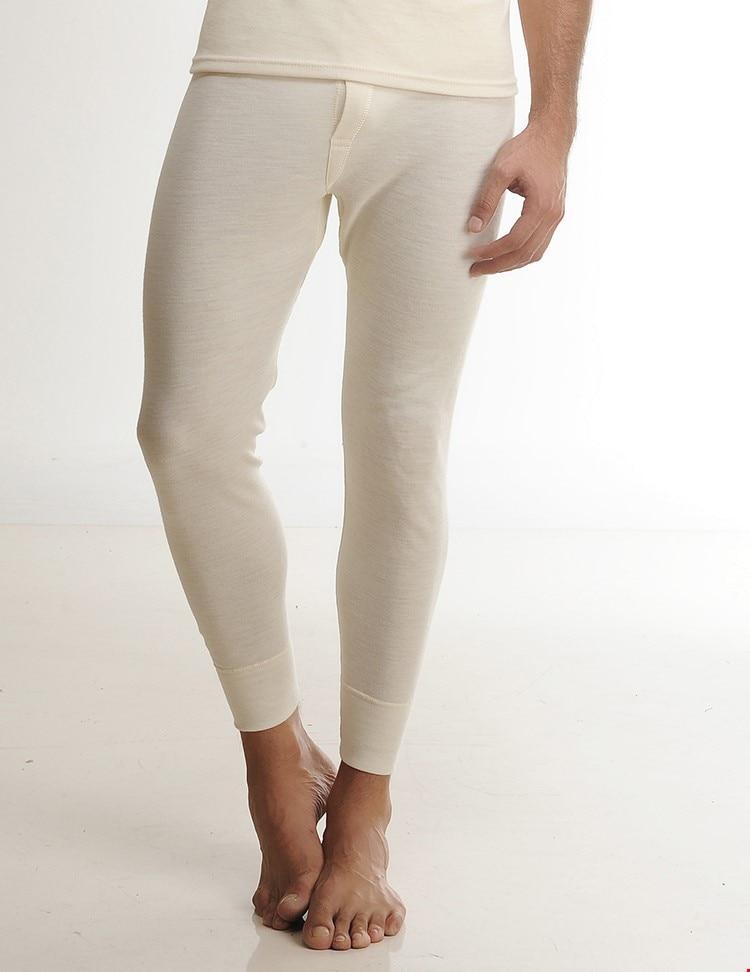 Men's Thermal Wool Underwear  Fabric: 75% Australia 18 Micron Extra Soft Merino Wool - 25% Acrylic  Balance your body temperatur