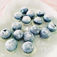 酸奶冻蓝莓果子的做法图解9
