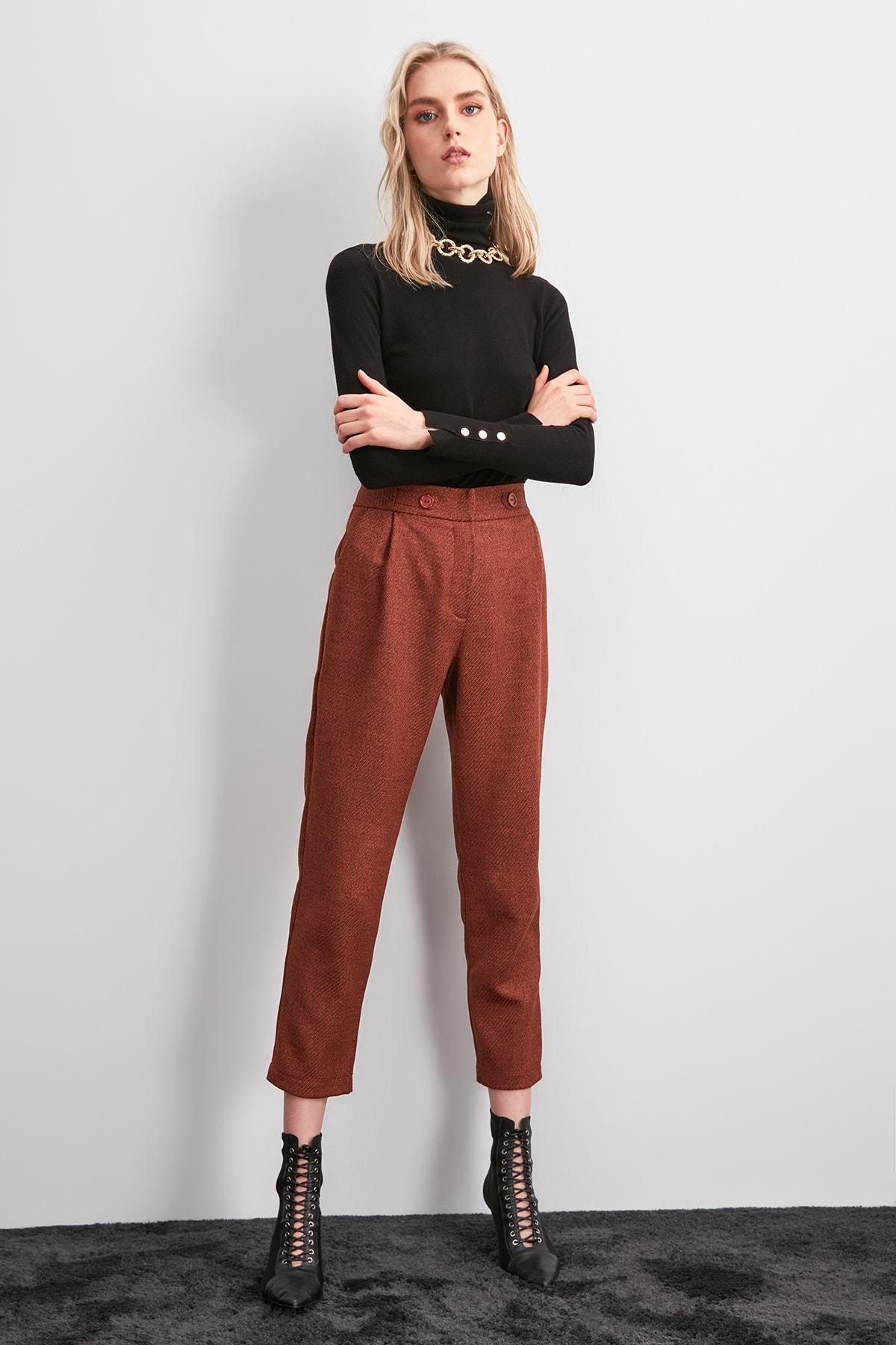 Trendyol Pocket Detail Pants TWOAW20PL0561