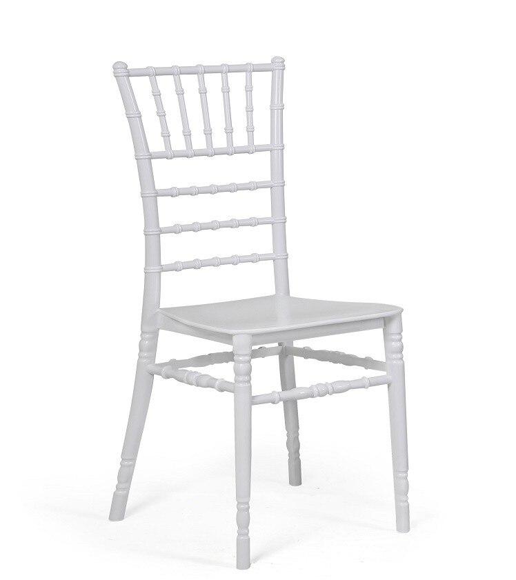 CHIAVARI Chair NEW, White Polypropylene