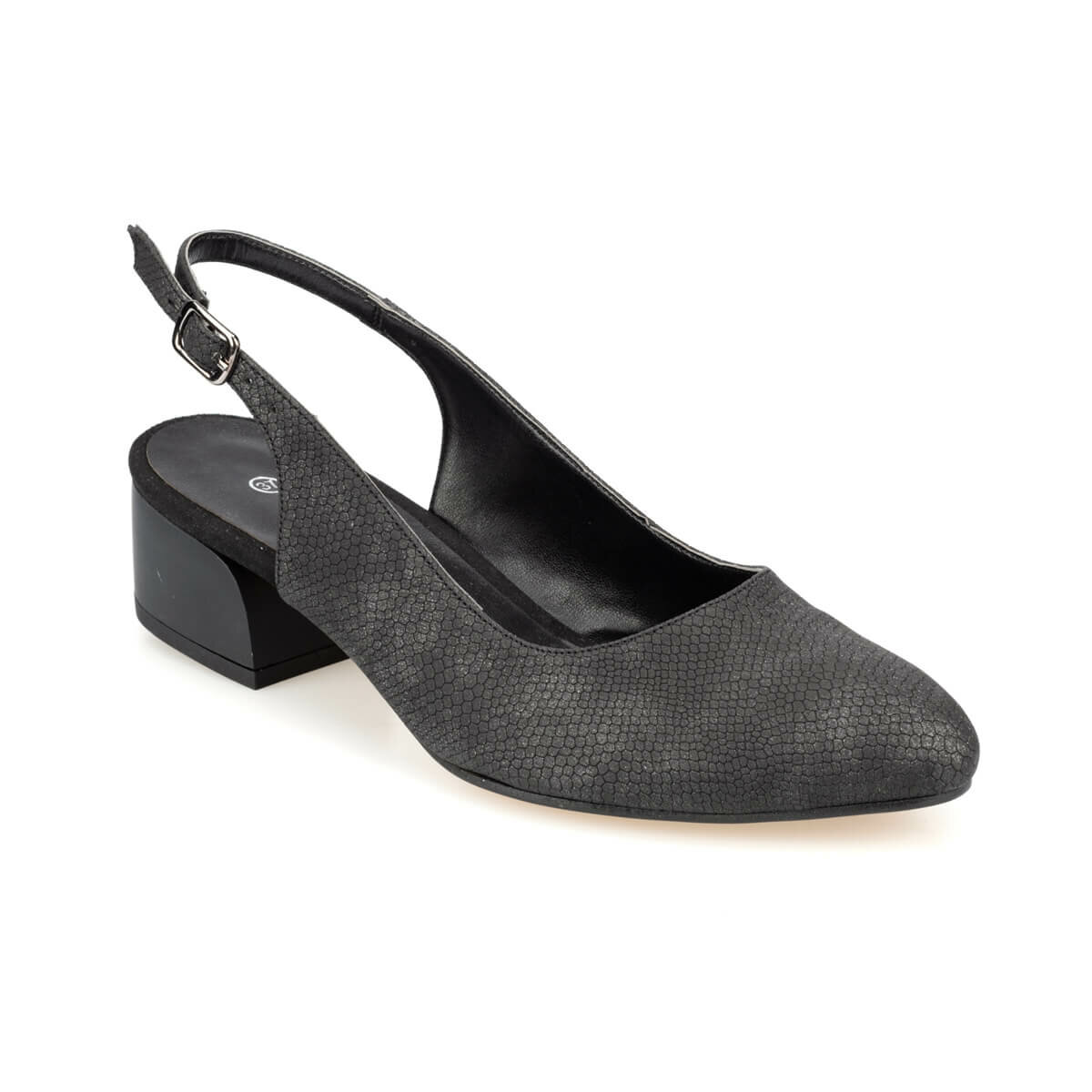 FLO 91.313096YZ Black Women Gova Shoes Polaris