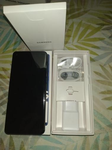Samsung Galaxy A21s, teléfono móvil original, Smartphone  3GB+64GB, 4 cámaras, 48MP, carga rápida 15W, reconocimiento facial