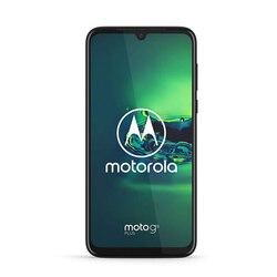 Motorola Moto G8 Plus 4 ГБ/64 ГБ синий (космический синий) Dual SIM XT2019-1