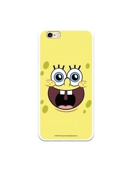 Funda para iPhone 6 Oficial de Nickelodeon Bob Alegre - Bob Esponja