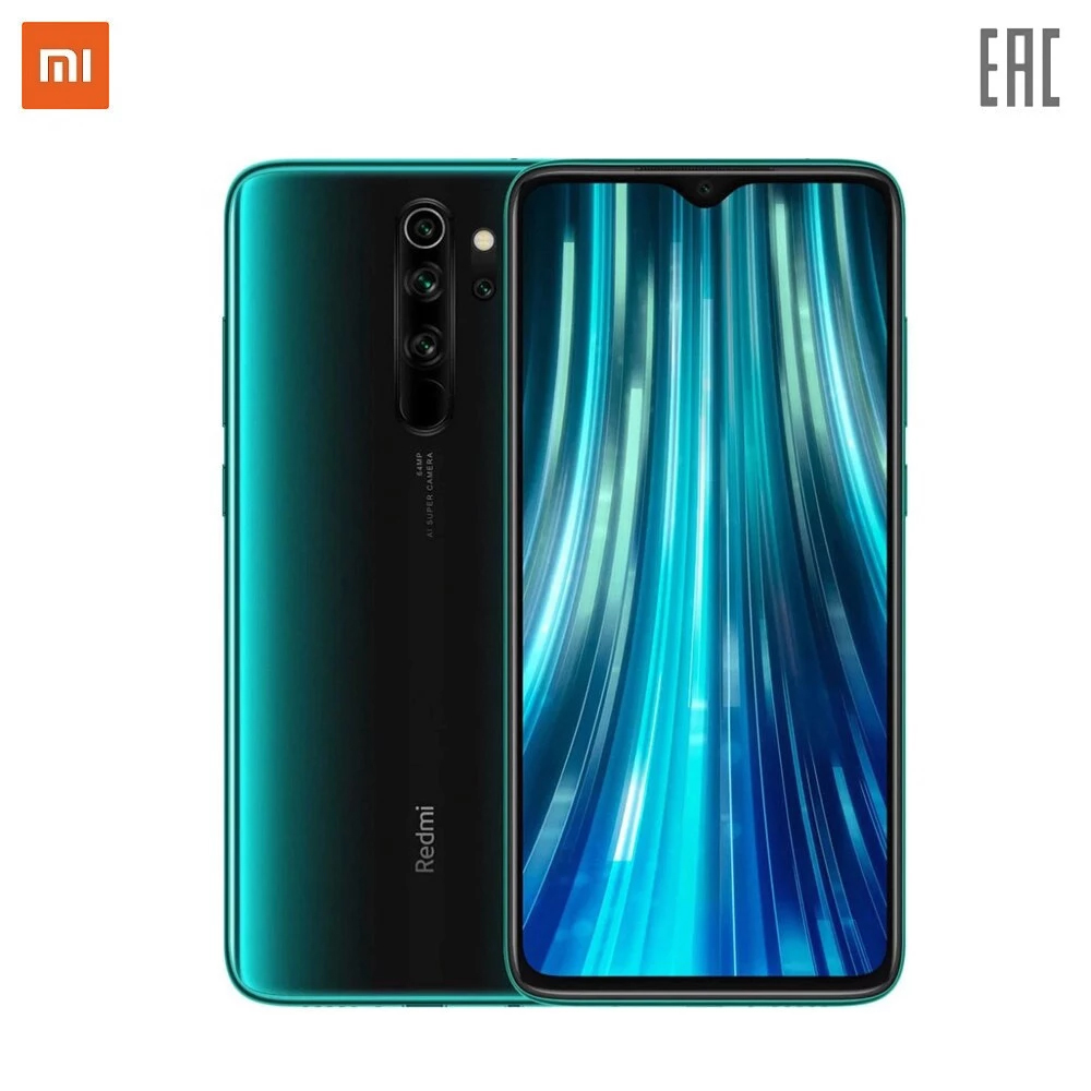 Mobile Phones <font><b>Xiaomi</b></font> 26052 smartphone smartphones pure android capacious powerful battery <font><b>redmi</b></font> <font><b>note</b></font> <font><b>8</b></font> Pro 6GB+64GB 6 <font><b>GB</b></font>+<font><b>64</b></font> <font><b>GB</b></font> 2340x1080 4500 mAh USB Type-C <font><b>redmi</b></font> <font><b>note</b></font> image