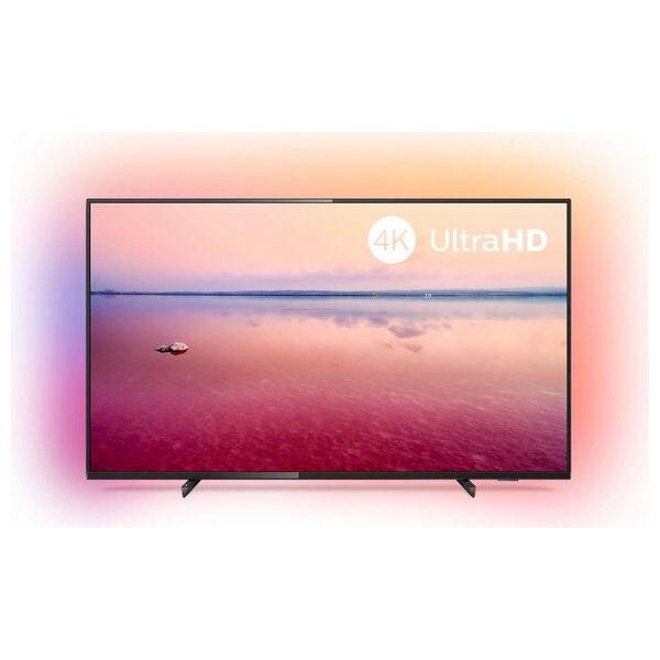 "Smart TV Philips 43PUS6704 43"" 4K Ultra HD LED WiFi Black"