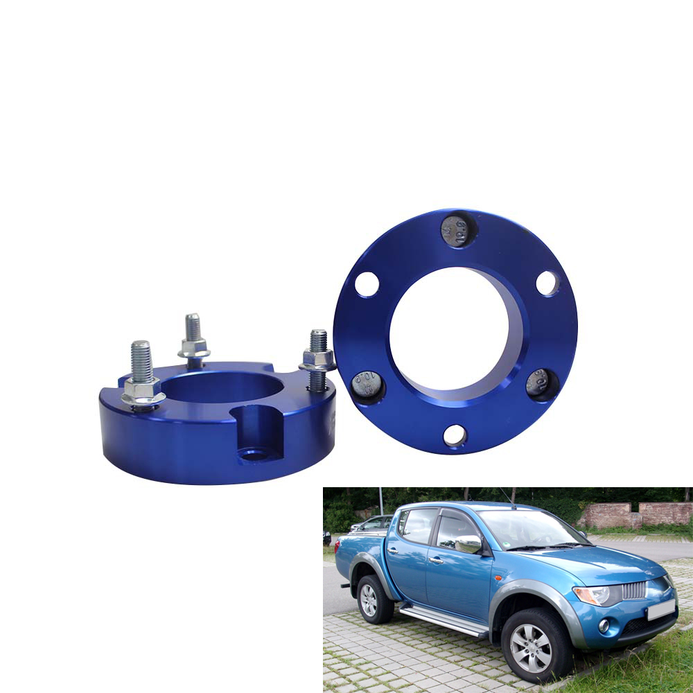 Front Suspension Lift Up Kits For Mitsubishi Triton L200  Coil Strut Shocks Absorber Spacers Spring Raise 25MM 32MM