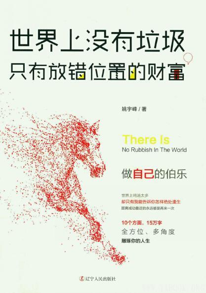 《世界上没有垃圾,只有放错位置的财富》封面图片