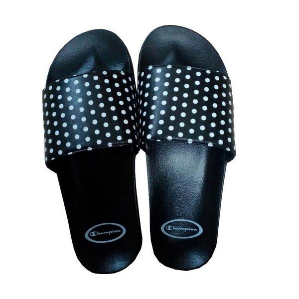 Women's Flip Flops Champion Ibiza Black