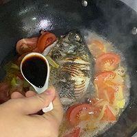 红烧番茄鱼的做法图解8