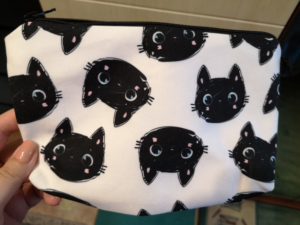 Pochette Maquillage Chatons
