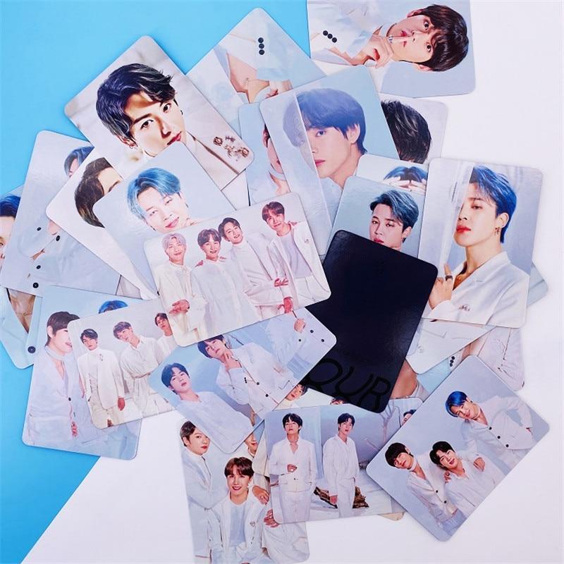 KPOP 8pcs/set  Bangtan Boys Map Of The Tour LOMO Card Photocard JUNG KOOK JIMIN JIN SUGA J-HOPE Fans Collection Wj73