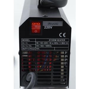 Image 3 - 2000W 220 V/110 V גבוהה תדר אינדוקציה דוד אוויר קירור, flameless אינדוקציה דוד עם סליל ערכות 5 סלילי + 1 חוטים + 1 PDR