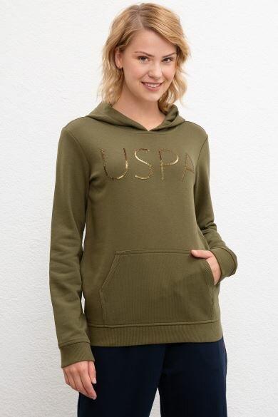 U.S. POLO ASSN. Women's Sweatshirts