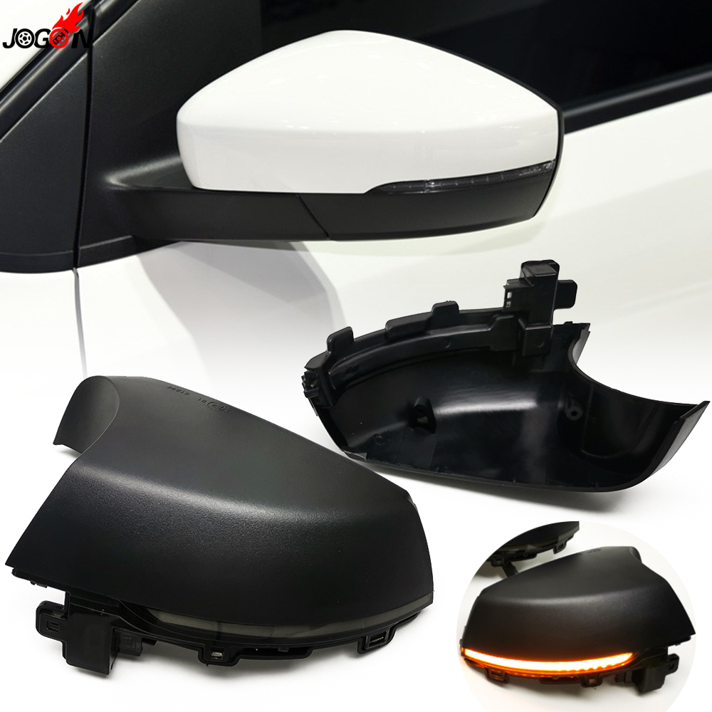 LED Side Mirror Turn Signal RIGHT Fits VW Polo Hatchback 2009
