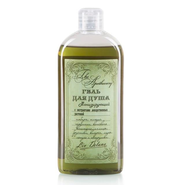 Liv Delano the apothecare shower gel tonic 500g