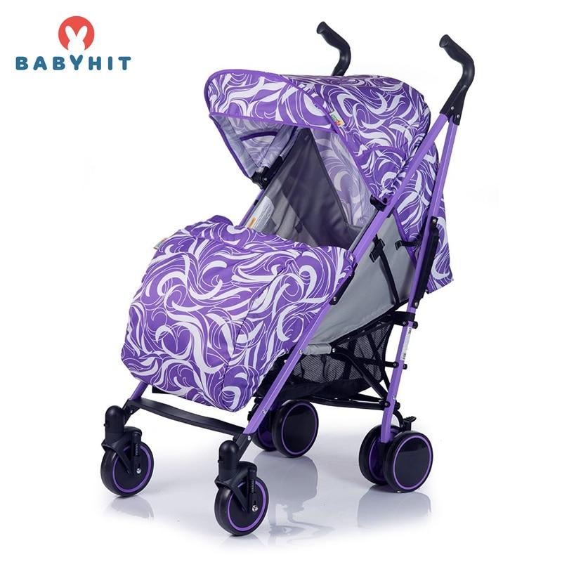 Baby Stroller Lightweight Stroller BabyHit HANDY 7-36 months Kidstravel цены онлайн