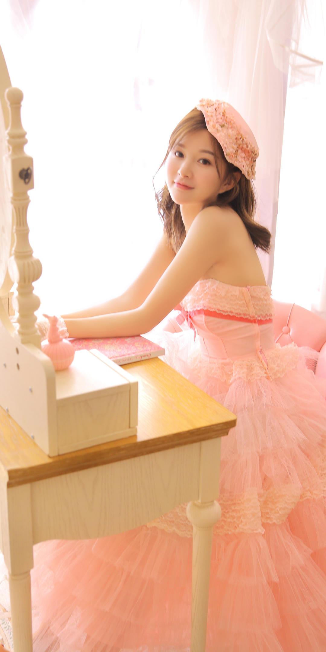 5e67b89704024 - 粉色系少女心手机壁纸