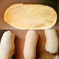 柔软的南瓜蜂蜜吐司的做法图解5
