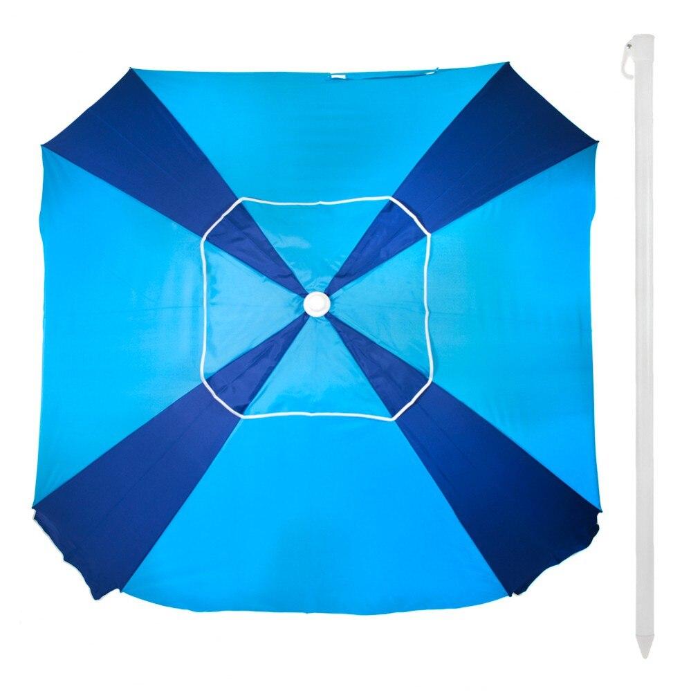 Umbrella offset squarewave with sunscreen UV50 Aktive Beach