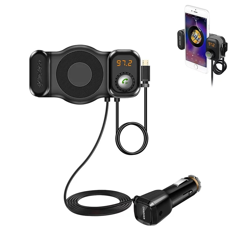 Support pour voiture transmetteur FM Eplutus FB-01