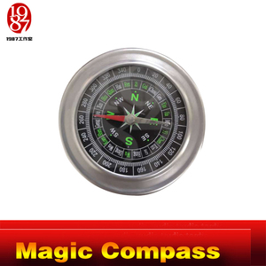 Image 3 - magic compass adventurer escape room game device prop forTakagism get hidden clues via compass to run out real life room escape