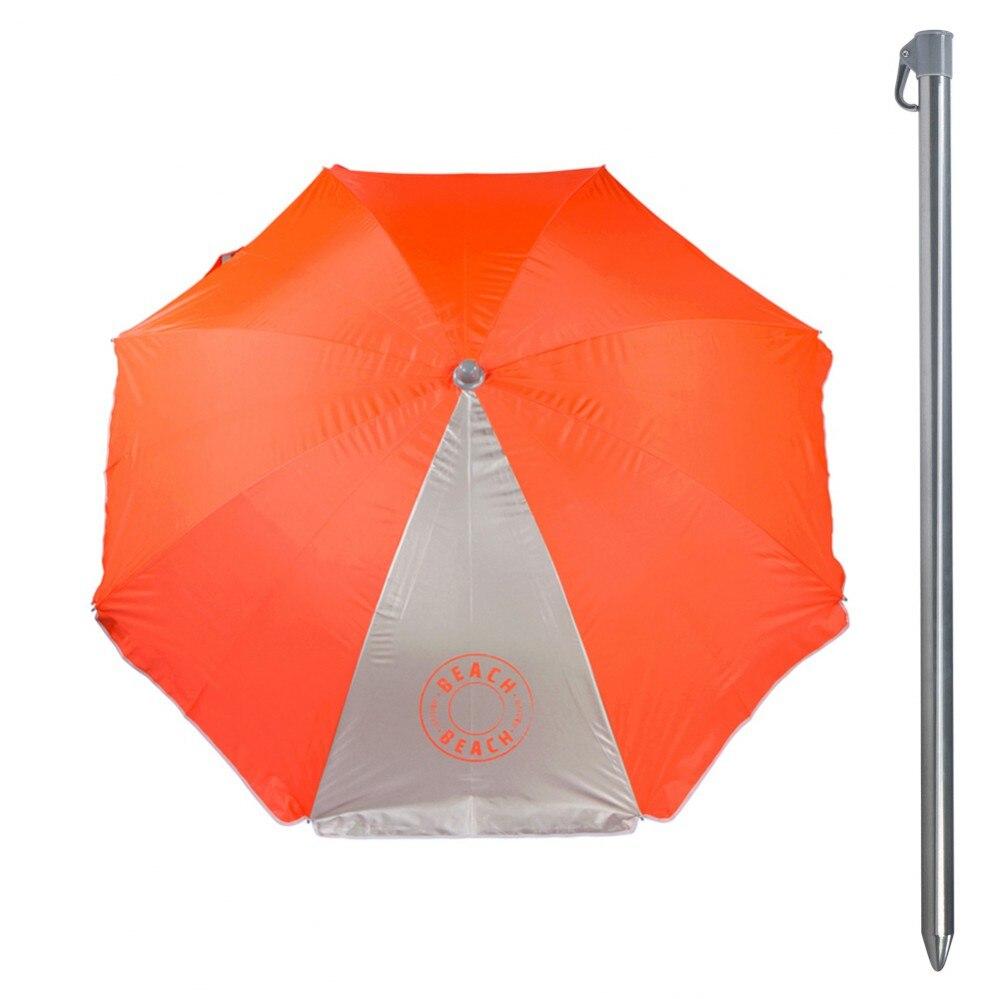 Beach umbrella D180 cm Aktive Beach protection UV50 +