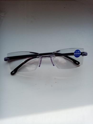 Diamond™ | Anti-radiation Bifocal glasses photo review